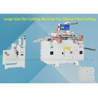 Wholesale Large Size Flatbed Die Cutting Machine Television Backlight Film Die Converting Machine from china suppliers