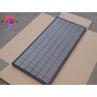 Buy cheap MD-2 & MD-3 Mi Swaco Shaker Screens / Vibration Screen Mesh SS304 Or 316 from wholesalers