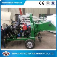 Wholesale Professional High Speed Wood Garden Shredders And Chippers , CE Approved from china suppliers
