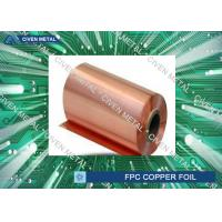 Wholesale Double Shiny  RA Copper Foil For FPC ,Roll Size  Maximum Width 650 from china suppliers