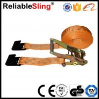 Wholesale Van Tralier Polyester Heavy Duty Lashing Straps 2 Inch ISO TUV from china suppliers
