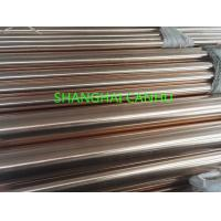 Wholesale Cobalt Nickel Beryllium Copper Rod CuCo1Ni1Be/CW103C from china suppliers