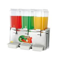 Hot Sale Cold and Hot Beverage Orange Fruit Juice Dispenser Machine Prices