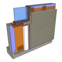 Wholesale Fireproof VMB Thermal Insulation Exterior Insulated Render Systems from china suppliers
