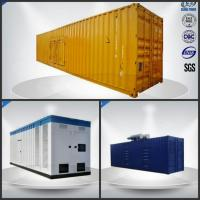 Wholesale Sixteen Cylinder Container Generator Set 780-975 Kw / Kva With VMAN Diesel Engine from china suppliers