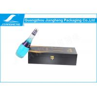 Wholesale Matte Lamination Recycled Wine Packing Boxes Wooden Gift Boxes With Foam Insert from china suppliers