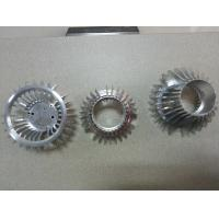 Buy cheap CNC Machining Services Aluminum Extrusion Shapes With Galvanized / Plating from wholesalers