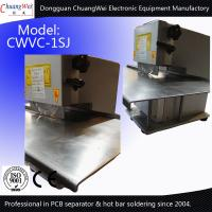 China V-Cut Pcb Separator Pre Scoring PCB Depaneling V Groove PCB Depanelizer on sale