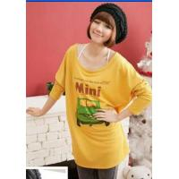 Wholesale Wholesale Cartoon Car Printed Loose Cotton Tee,Fashion T-shirt from china suppliers