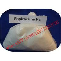 Wholesale Strongest Topical Anesthetic Ropivacaine Injectable HCl 132112-35-7 / Ropivacaine Mesylate Powder from china suppliers
