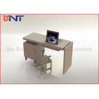 Wholesale Video Conference Table LCD Monitor Lift With 19 Inch Flip Up Monitor from china suppliers