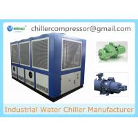 Wholesale 60HP Air Cooled Screw Industrial Water Chiller for Grinding Machine from china suppliers