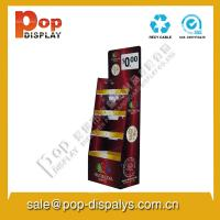 Wholesale Cardboard Grocery Store Displays With Offset Printing / Oil Printing from china suppliers