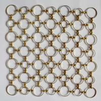 Wholesale Metal Ring Mesh from china suppliers