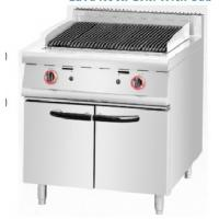 Wholesale Gas or Electronic Lava rock grill  with cabinets table top gas fryer from china suppliers