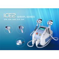 Wholesale Multi Function 2500W IPL SHR Hair Removal Machine painless comfortable treatment from china suppliers