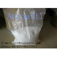 Quality CAS 330784-47-9 Testosterone Steroid Hormore Powder Avanafil For Phosphodiesterase for sale