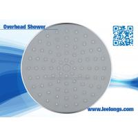 Quality Bathroom Chrome Overhead Rain Shower Head Round 6 Inch large rain for sale