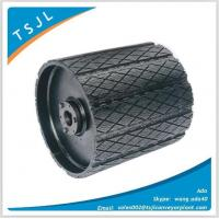Wholesale Rubber Lagging Head Pulley For Conveyor Belt Protection from china suppliers