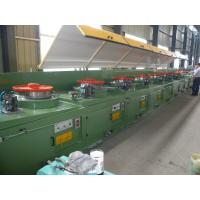 Wholesale CO2 Gas Shielded Wire Drawing Equipment , Electrical Welding Electrode Making Machine LZ10--560 from china suppliers