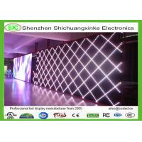 Wholesale Decorative glass building Transparent LED Screen outdoor 100000 hours from china suppliers