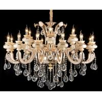 Wholesale Indoor Luxury Crystal Chandeliers / Crystal Ceiling Lights For Housing Estates from china suppliers