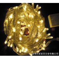 Wholesale 10m 100 leds warm white led string light outdoor Christmas Decoration from china suppliers