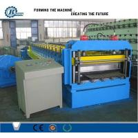 Wholesale Cold Rolled Galvanized Profile Corrugated Sheet Making Machine For Africa Market from china suppliers