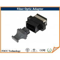 Wholesale Compact Multimode MPO Fiber Optic Adapter Flange Type For Cable Television from china suppliers