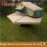 Wholesale Retractable Tent and Awning , Polygon car roof  top tent of 8 square meter from china suppliers