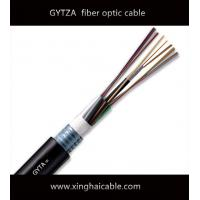 Buy cheap 24 core GYTA APL armored  single mode fiber optic cable 1km price from wholesalers