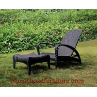 Outdoor furniture rattan chaise lounge lounge bed bz for Patio furniture covers makro