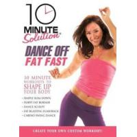 Wholesale wholesale 10 Minute Solution: Dance off Fat Fast from china suppliers