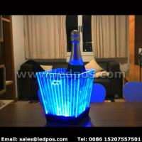 Quality Ledpos Champagne Bottle Ice Bucket for sale