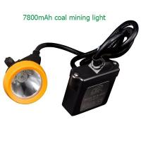 Wholesale 15000lux super bright KL5LMC LED Mining Headlamp , underground coal mining lights from china suppliers