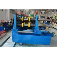 Quality Galvanized Steel / Black Steel Cable Tray Making Machine GCr15 Roller Quench for sale