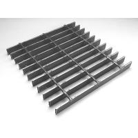 Wholesale Ditch Cover Stainless Steel Grating 304 Plain Bar Custom Cross Bar Spacing from china suppliers