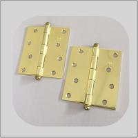 Wholesale Durable Garage Door Security Hinges , Stainless Steel Security Hinges High Performance from china suppliers