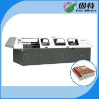 Wholesale Hot Melt Automatic Bookbinding Machine , Perfect Binder Bookbinding Machine from china suppliers