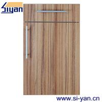 Quality Cabinet doors decorative pvc 3d membrane foil with 1260mm and 1400mm widhts for sale