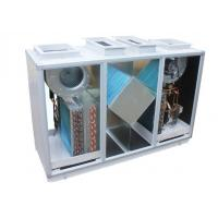 Wholesale R407C Heat Pump Air Conditioning Heat Recovery Unit With Horizontal Top Discharge from china suppliers
