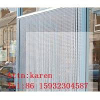 Buy cheap Hanging Chain Link Insect & Fly Screen from wholesalers