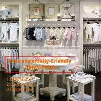 Wholesale Customized  high quality baby kids clothes store interior design from china suppliers