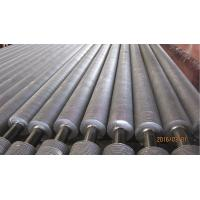 Wholesale A213 T22 Finned Pipe Heat Exchanger Fin Tube Solid Type Cold Drawn from china suppliers