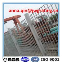 Wholesale metal building material Steel Fence with metal square tube from china suppliers