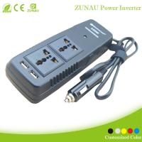 Wholesale 150W Portable Car Power Inverter Adapater Charger Converter Transformer DC 12V to AC 220V from china suppliers