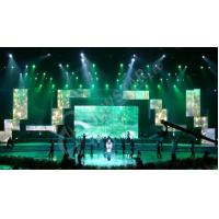 Wholesale Ultra Slim SMD Indoor Led Display Screen P4.46 , Led Stage Backdrop Screen from china suppliers