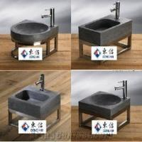 Buy cheap Handmade Bluestone Basin from wholesalers