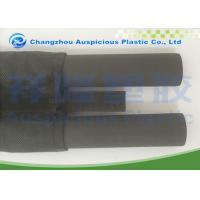 China Black Color Foam Door Draft Guard Seal Strip With Adjustable Length on sale
