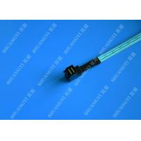 Quality SFF 8643 12Gb SAS Serial Attached SCSI Cable 36P HD Right Angle For Server for sale